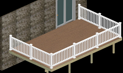 Deck And Railing Direct Trex Kit Packages