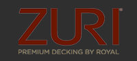 Zuri Decking - PVC Deck Boards