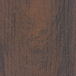 Rosewood- Moisture Shield - Composite Decking